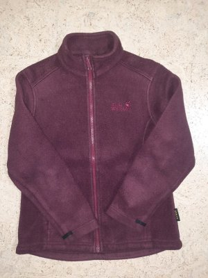 Jack Wolfskin Giacca-camicia bordeaux