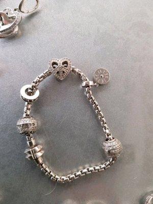 Original Jette Joop Armband mit 5 Jette Beads