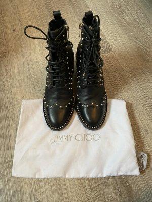 Jimmy Choo Booties black