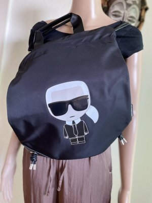 Karl Lagerfeld Daypack black-white