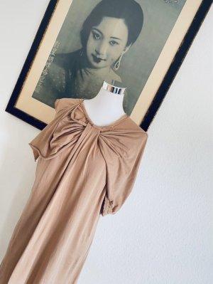 Lanvin Vestido de Verano nude Seda