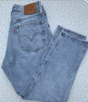 Levi's Jeans a vita alta multicolore