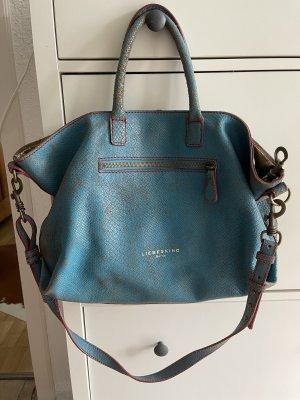 Liebeskind Berlin Shopper bleuet-turquoise