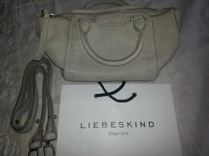 Liebeskind Carry Bag white-natural white leather