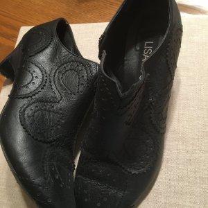 Original-LISA-TUCCI-schwarze-Damenpumps-Größe-38,5-NEU-NIE-GETRAGEN