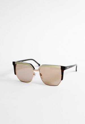 Loewe Gafas Retro marrón