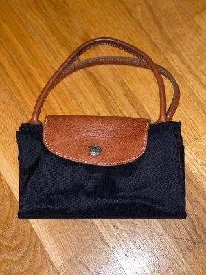 Original Longchamp Handtasche schwarz