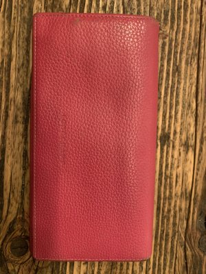 Longchamp Portefeuille rose