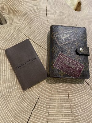 Original Louis Vuitton Agenda Fonctionnel PM LMTD