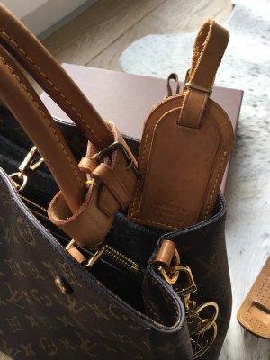 Original Louis Vuitton Anhänger und Griffband (Poingee)