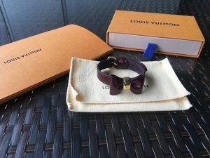 Original Louis Vuitton Armband in Amarante wie neu m. OVP/Beutel