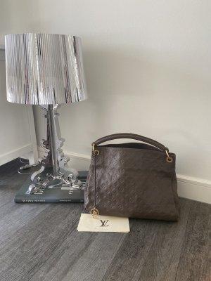 Louis Vuitton Buideltas veelkleurig Leer