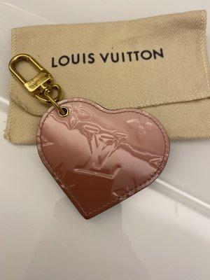Original Louis Vuitton Bagcharm Anhänger Herz Taschenschmuck