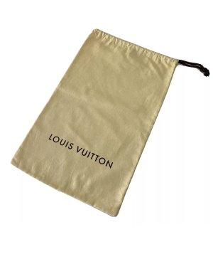 Original Louis Vuitton Beutel beige Logo 43x27 cm