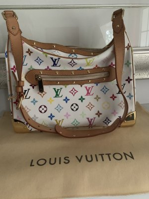 Original Louis Vuitton Boulogne Monogram Multicolore Canvas