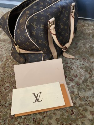 Original  Louis Vuitton Bowling Vanity