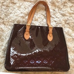 Original Louis Vuitton Breatwood GM Amarante Tasche