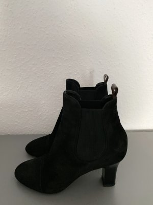 original Louis Vuitton Damen Stiefeletten, Gr: 37