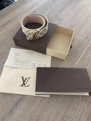 Louis Vuitton Ceinture en toile multicolore cuir