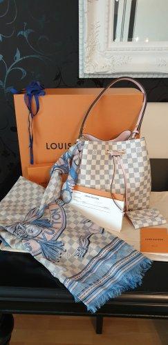 Original Louis Vuitton Damier Azur set neu