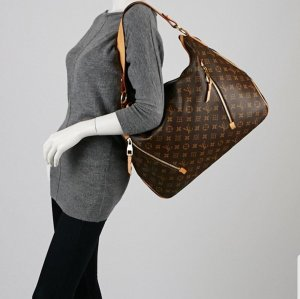 Original Louis Vuitton Delightful GM Monogramm