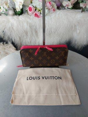 Original Louis Vuitton Geldbörse Insolite Monogram pink Topzustand & Staubbeutel & Kaufnachweis