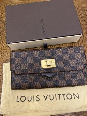 Original Louis Vuitton Geldbörse Rosebery Damier