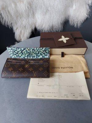 Original Louis Vuitton Geldbörse Stephen Sprouse FULL SET mit original Rechnung Staubbeutel Box