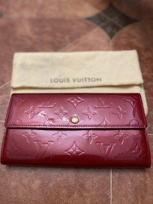 Original Louis Vuitton Geldbörse Vernis Neuwertig