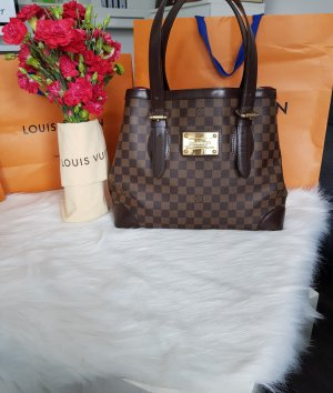 Original Louis Vuitton Hampstead MM Damier Ebene