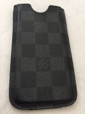 Original Louis Vuitton iPhone 5/ 5SE Hardcover