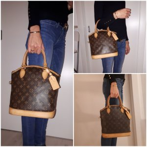 Original Louis Vuitton Lockit PM in Monogram Muster