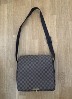 Original Louis Vuitton Messenger MM Umhängetasche