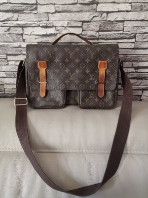 Original Louis Vuitton Messenger Tasche Broadway Vintage Bag