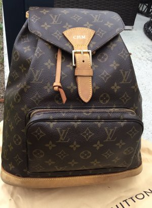 Original Louis Vuitton montsouris GM