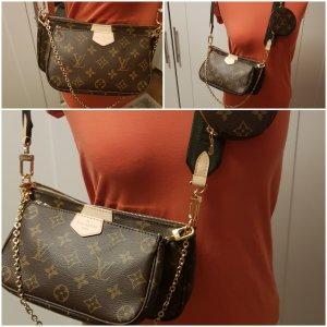 Original Louis Vuitton Multi Pochette Accessoires mit Rechnung