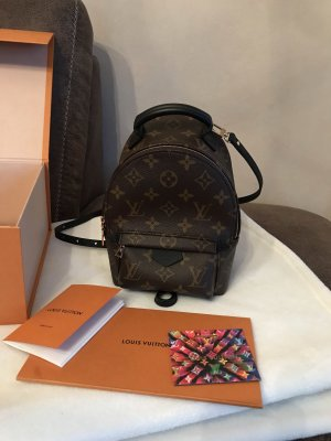 Louis Vuitton Mini Backpack brown