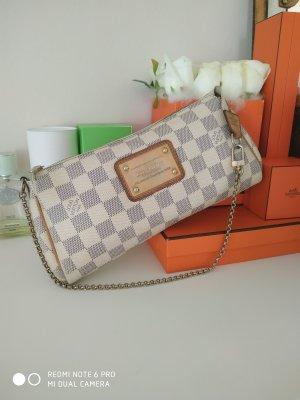 original Louis Vuitton Pochette Eva Damier Azur