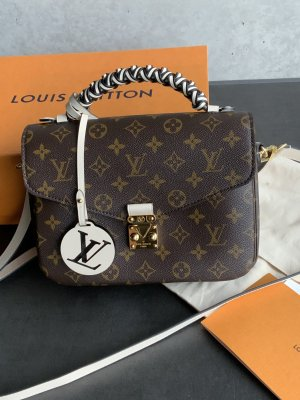 Original Louis Vuitton Pochette Metis neuwertig   Full Set
