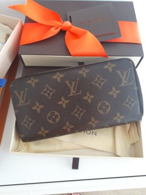 Original LOUIS VUITTON Portemonnaie Zippy