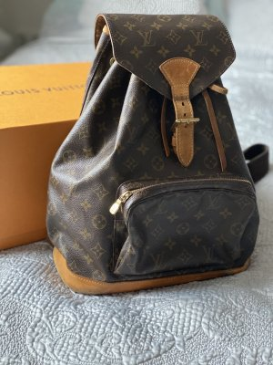 Original Louis Vuitton Rucksack Montsouris MM