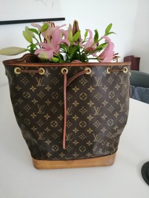 Original Louis Vuitton Sac Noe Grande vintage