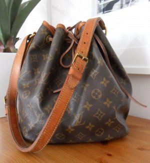 Original Louis Vuitton Sac Noe Petite Monogram Canvas