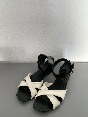 original Louis Vuitton Sandalen. Gr: 38