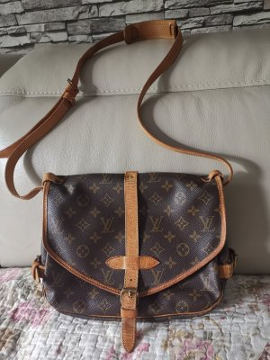 Original Louis Vuitton Saumur 30 Messenger Bag Tasche