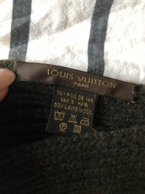 Original Louis Vuitton  Schal