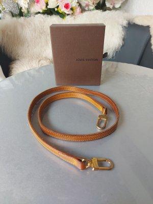 Original Louis Vuitton Schultergurt Vachetta 1,5 cm breit mit Box