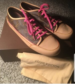 Original Louis Vuitton Sneaker, Gr. 40, inkl. 2 Paar Schnürsenkel