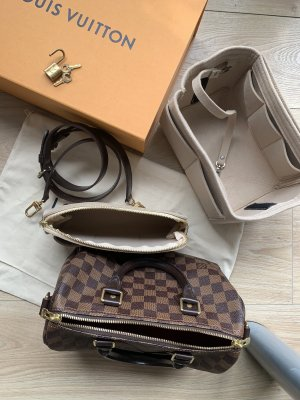 Original Louis Vuitton Speedy 25 Bandouliére