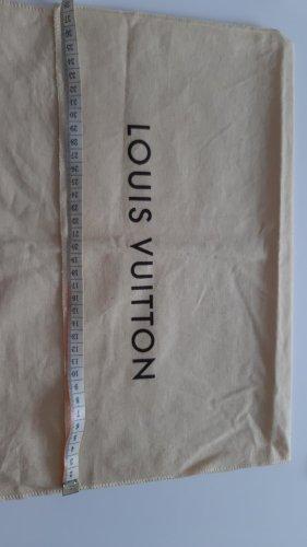 Louis Vuitton Borsa di tela bianco sporco-beige